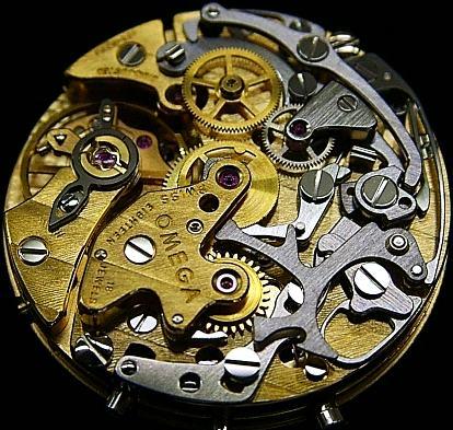 cheaper b72b5 fed96 □腕時計修理 オメガ・スピードマスター・プロフェッショナル ...